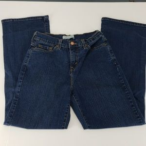 Levi's perfectly slim Bootcut 512s 8 short Jeans